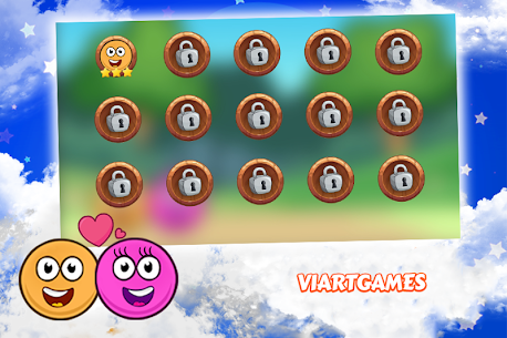 Orange ball and Pink For Pc – Free Download In Windows 7, 8, 10 And Mac 1