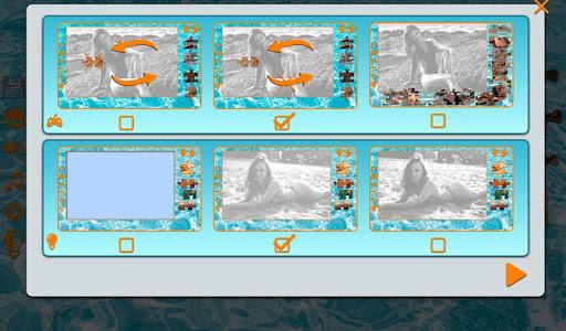 Bikini puzzles 0.0.19 screenshots 3