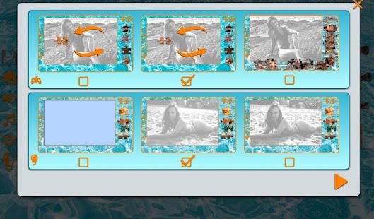 Bikini puzzles screenshots 3