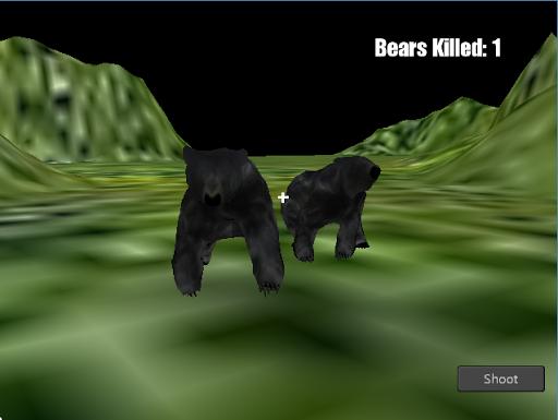 bear blaster 3d screenshot 1