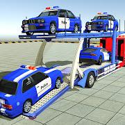 Car Transporter Truck Driving- Truck Parking Games