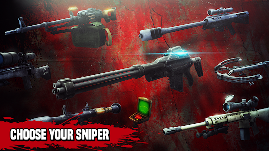 Baixar Zombie Hunter Sniper MOD APK 3.0.29 – {Versão atualizada} 4