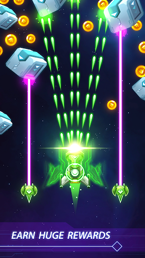 Space Attack - Galaxy Shooter 2.0.11 screenshots 11