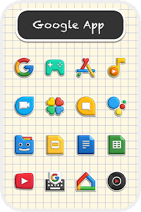Poppin icon pack 2.0.6 (Patched)