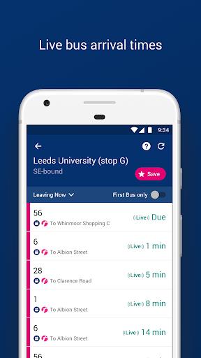 First Bus – Plan, buy mTickets & live bus times  screenshots 4