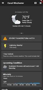 Shadow Weather: Hyperlocal forecast & radar 1.0.13