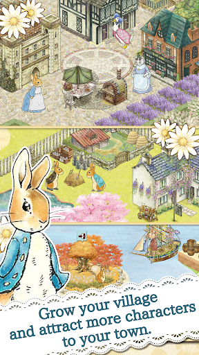Peter Rabbit -Hidden World- 3.0.10 screenshots 4