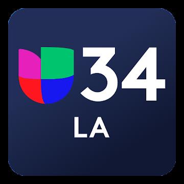 Screenshot 1 de Univision 34 Los Angeles para android