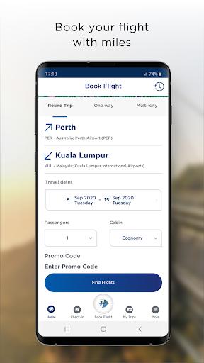 Malaysia Airlines 10.7.9 Screenshots 3