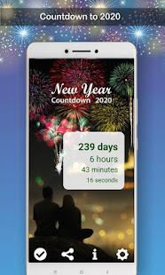 New Year Countdown 2022