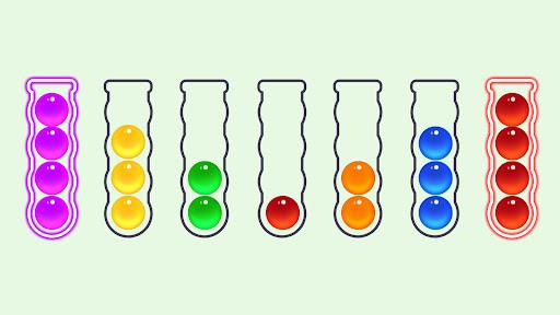 Ball Sort Color Puzzle  screenshots 8