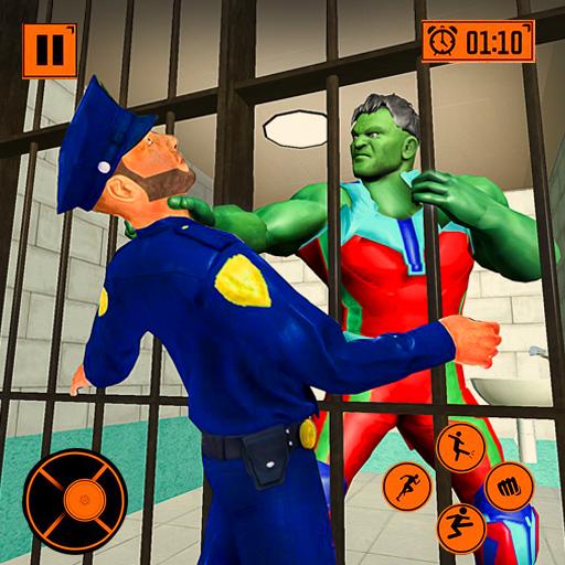Grand Monster Prison Escape: New Prisoner Games