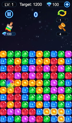 Pop Stone 2 Jewels Quest 2020 -  match 3 games 1.5 screenshots 2