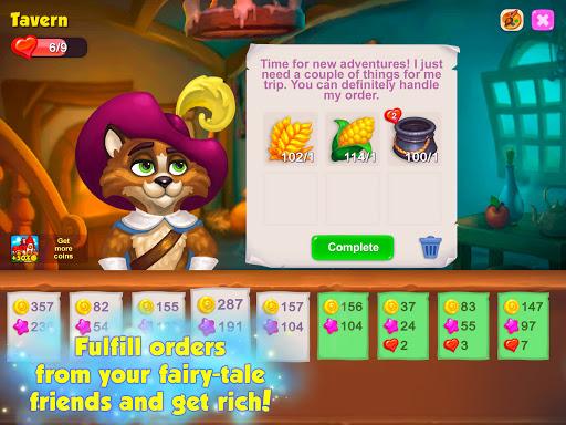 Royal Farm: Farming game with Adventures 1.44.0 screenshots 2
