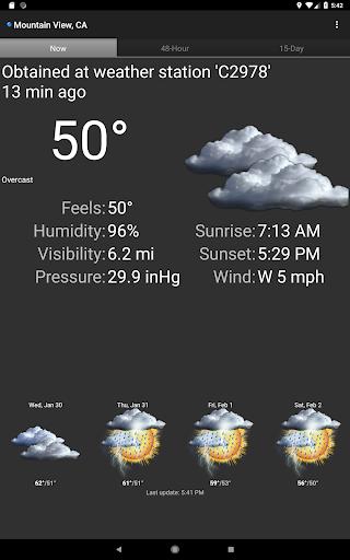 Palmary Weather  Screenshots 9