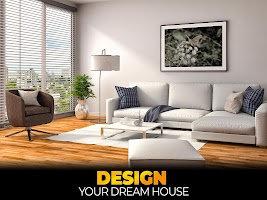 My Home Makeover Design: Dream House of Word Games
