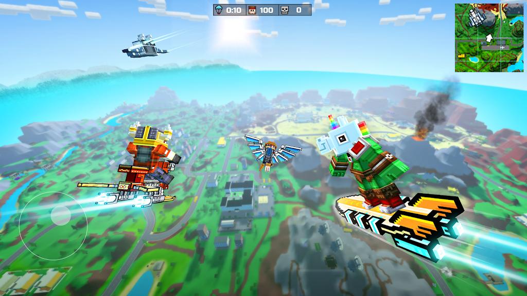 Pixel Gun 3D: FPS Shooter & Battle Royale  poster 0