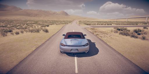 Open World Car Simulator:Free Roam GTR Car Driving 2.5 screenshots 4
