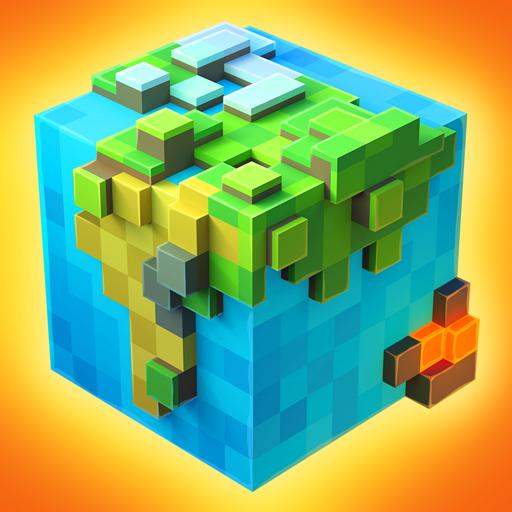 WorldCraft Premium: 3D Build & Craft