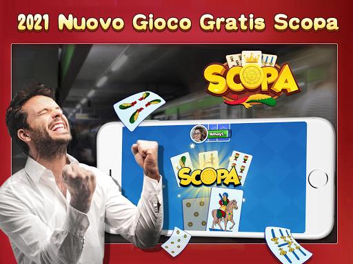 Scopa(Free,No Ads): Italian Card Game  screenshots 12