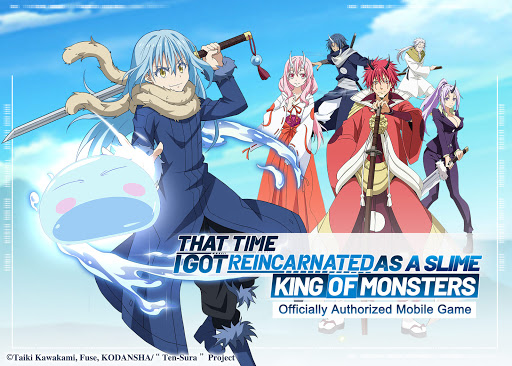 Tensura:King of Monsters modavailable screenshots 17