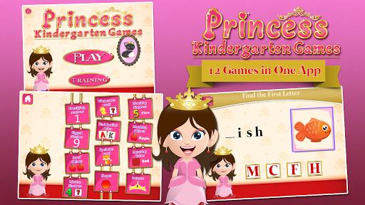 Princess Kindergarten Games 3.15 screenshots 1