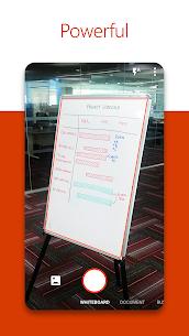 برنامج Microsoft Office Lens PDF Scanner APK 3