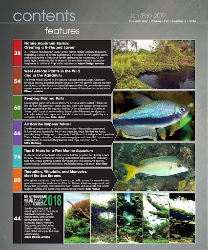 Tropical Fish Hobbyist Magazine For PC Windows (7, 8, 10, 10X) & Mac Computer Image Number- 13
