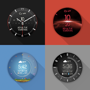 Watch Face – Minimal & Elegant for Android Wear OS v3.8.6.002 [Paid] 2