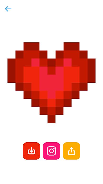 Sandbox Pixel Coloring  poster 2