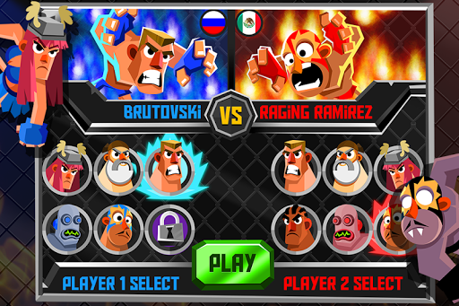 UFB 2: Ultra Fighting Bros - Ultimate Championship 1.1.1 Screenshots 2