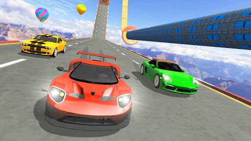Mega Ramp Car Racing Stunts 3d Stunt Driving Games android2mod screenshots 10