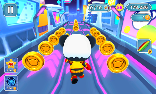 Panda Panda Run: Panda Running Game 2021  screenshots 7