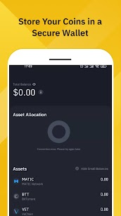 تحميل تطبيق بينانس منصة تداول العملات الرقمية Binance للموبايل 4