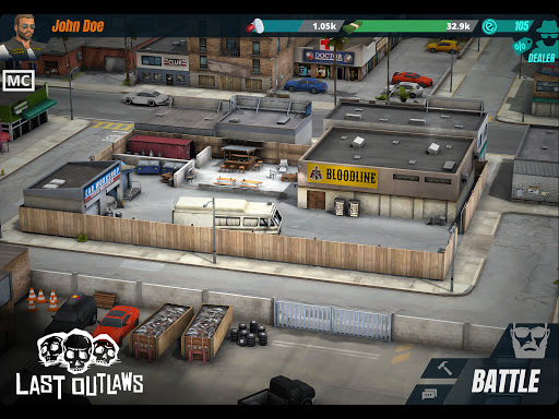 Last Outlaws: The Outlaw Biker Strategy Game 1.0.11 screenshots 10