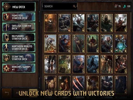 GWENT: The Witcher Card Game apktram screenshots 12