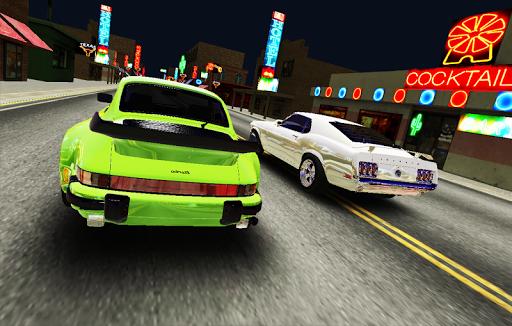 Retro Drag Racing 8 screenshots 1