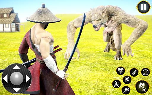 Shadow Ninja Warrior - Samurai Fighting Games 2020 1.3 screenshots 4
