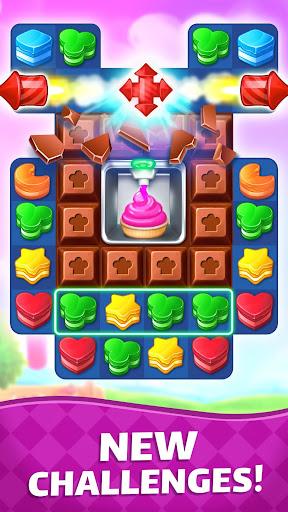 Cake Blast ud83cudf82 - Match 3 Puzzle Game ud83cudf70  screenshots 4