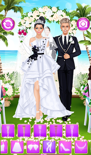 Millionaire Wedding - Lucky Bride Dress Up 1.0.6 Screenshots 8
