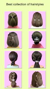 Hairstyles for short hair Girls 5