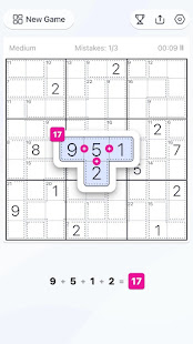 Killer Sudoku - Free Sudoku Puzzle, Brain Games  screenshots 1