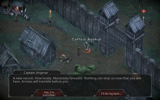Vampire's Fall: Origins RPG modavailable screenshots 2