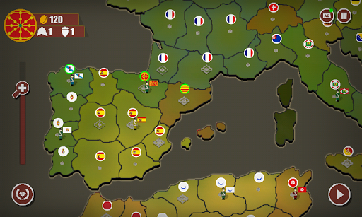 World conquest: Europe 1812  screenshots 20