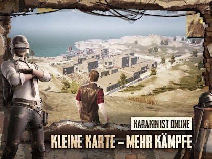 PUBG MOBILE – KARAKIN Screenshot