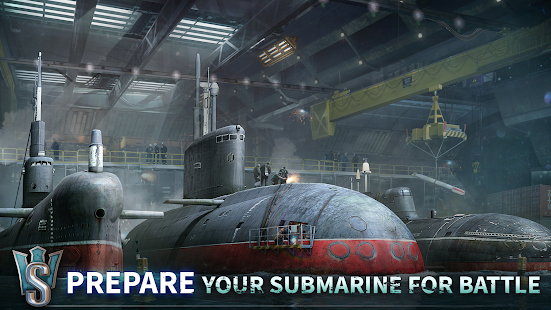 WORLD of SUBMARINES: Navy Warships Battle Wargame Screenshot