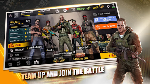 Zula Mobile: Multiplayer FPS 0.18.0 screenshots 17