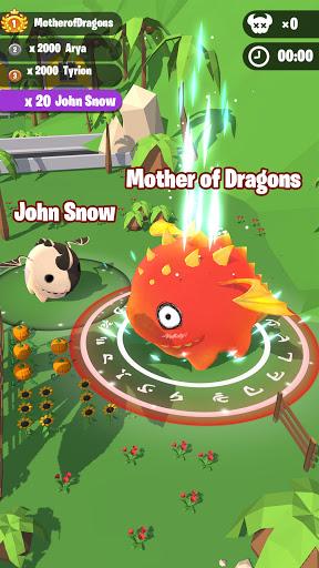 Dragon Wars io: Merge Dragons & Smash the City  screenshots 3
