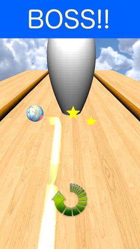 Bowling Puzzle - throw balls  screenshots 4