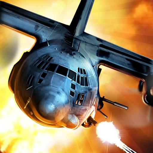 Zombie Gunship: Apocalypse Survival Shooting Game